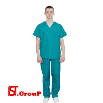 Костюм рабочий хирурга
